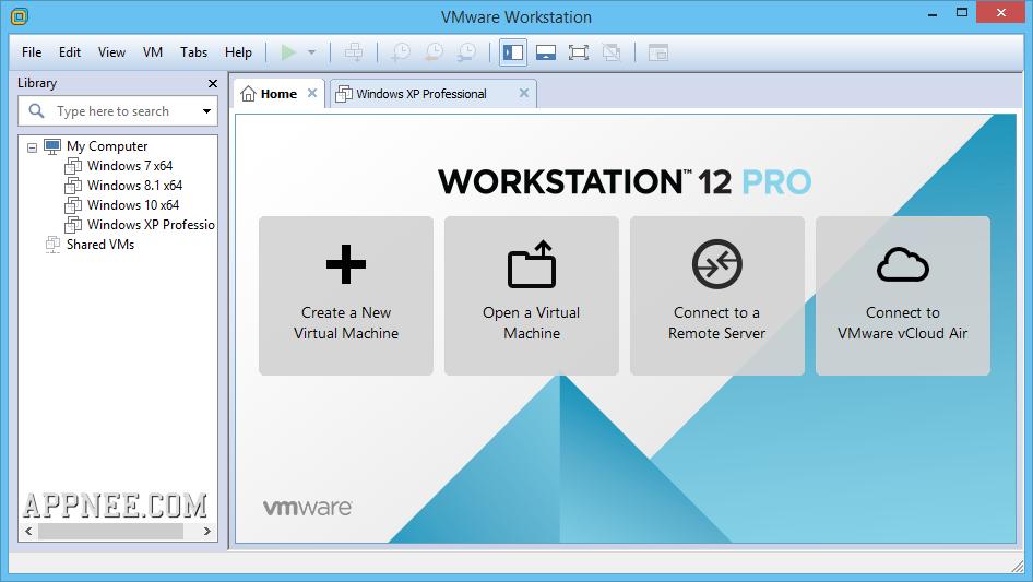 vmware workstation 12 free download full version