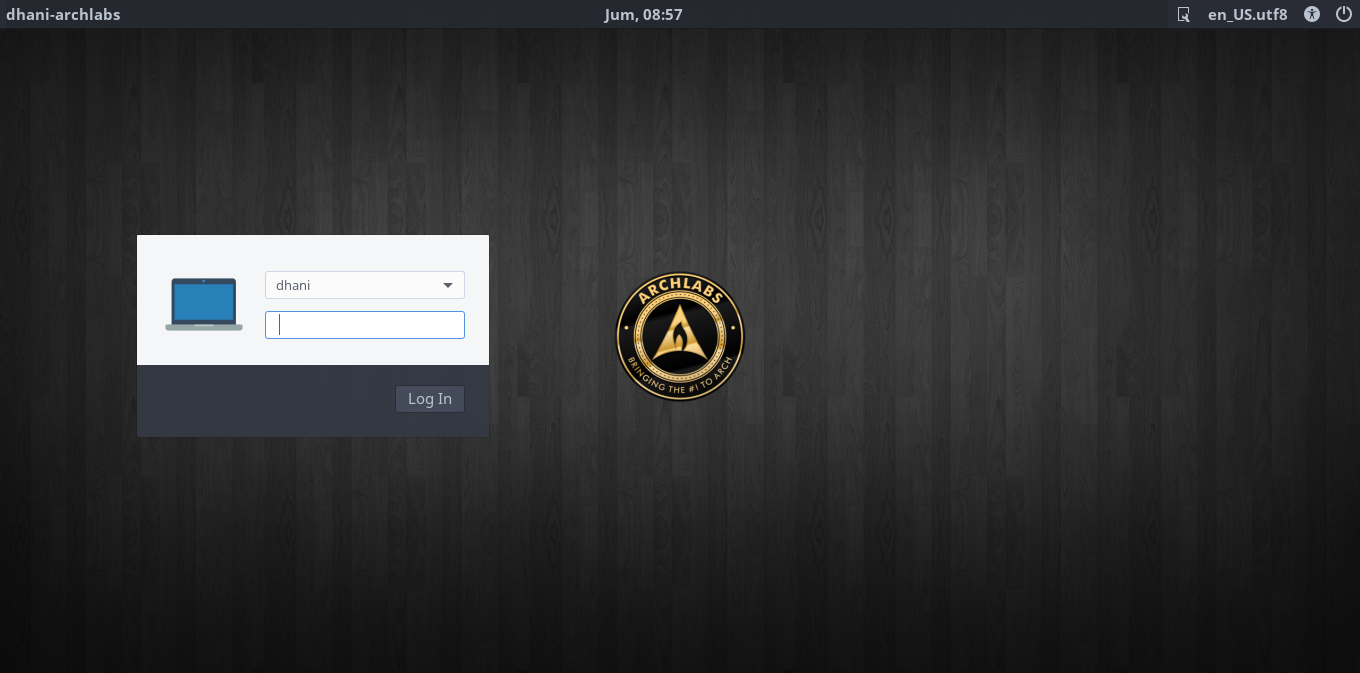 archlabs 4.1 login.png